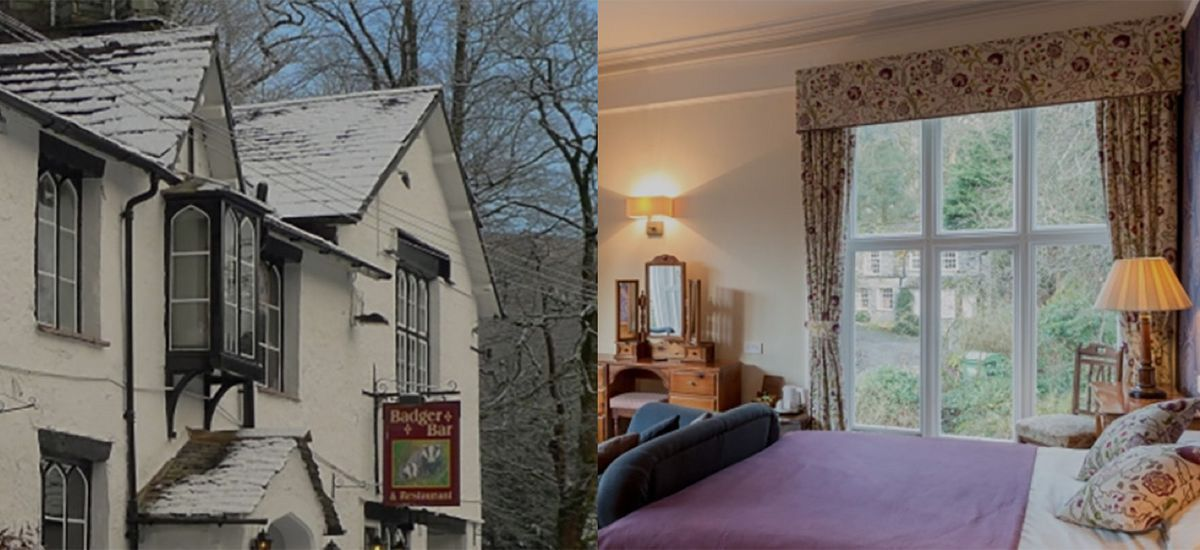 Lend to a landmark  historic lake district hotel - investment opportunity
