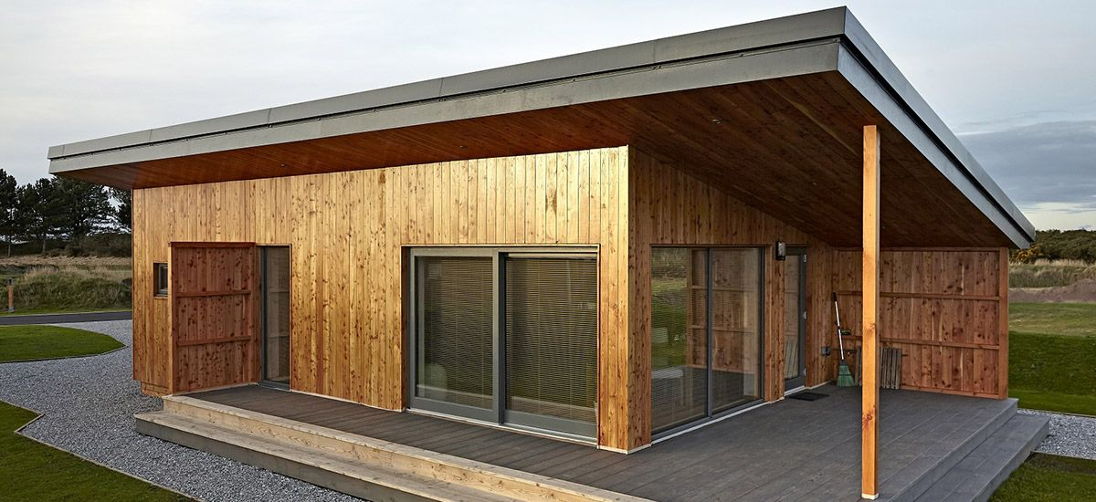 Award winning sustainable low energy buildings - investment opportunity