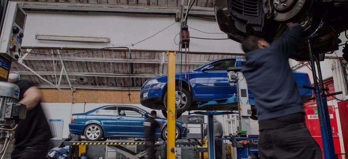 Independent garage equipment supplier - investment opportunity
