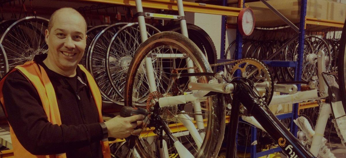 The uk's only e-bike manufacturers - investment opportunity