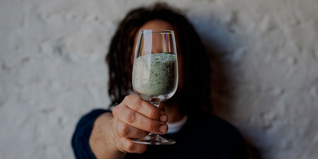 Brighton's zero-waste restaurant paves the way in glass reprocessing - our staff picked investment