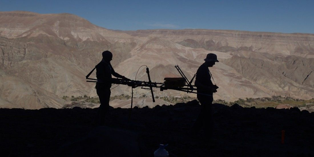 Gathering accurate data for clients in the geological and fuel industries - our staff picked investment