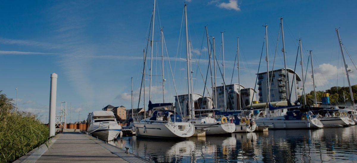 Leading marine business developing waterside facilities - our staff picked investment