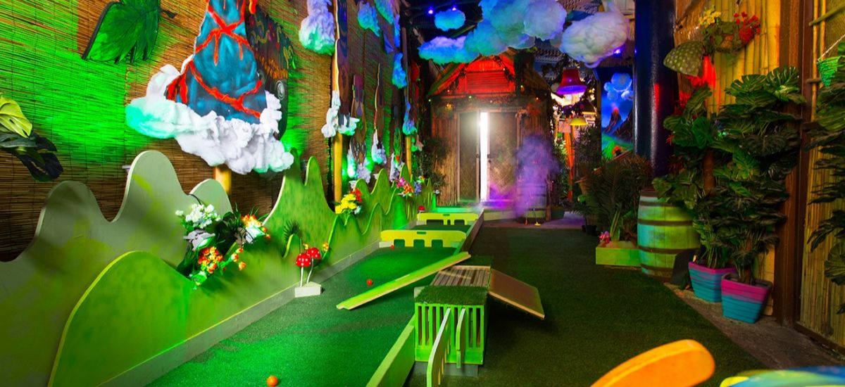 Spectacular Crazy Golf brand expanding with new London venues - our staff picked investment