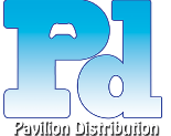 PAVILION DISTRIBUTION's business brand icon