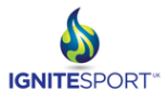 Ignite Sport UK's business brand icon