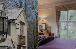 Lend to a landmark  historic Lake District hotel