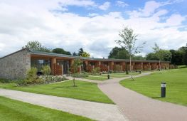 Award winning sustainable low energy buildings