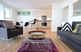 Refurbishment of serviced apartments - investment opportunity