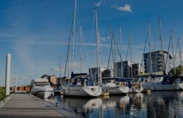 Leading marine business developing waterside facilities - investment opportunity
