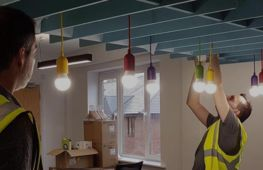 Refurbishment and fit-out company with creative flair - investment opportunity
