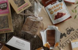 Growing supply chain solution for independent food and drink brands - investment opportunity