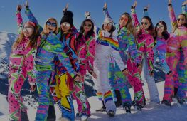 Environmentally-conscious retailer of retro skiwear looking to meet demand. - investment opportunity