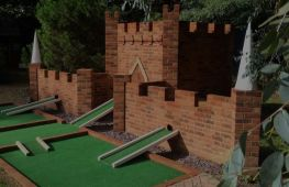 Picturesque Kent mini golf course branching into holiday lets - investment opportunity