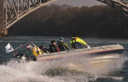Powerboating service to expand and acquire new engines - investment opportunity
