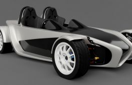 Development of the  Electric Yanee Roadster - investment opportunity