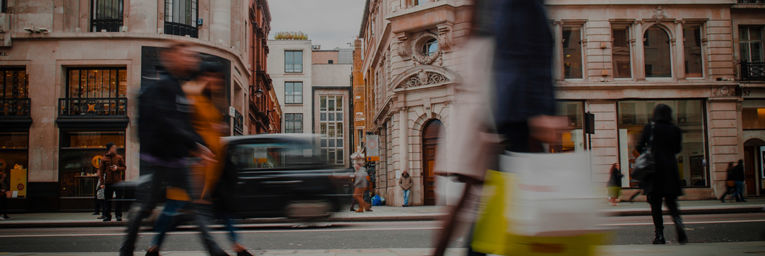 How can High Street retailers compete with their online rivals?